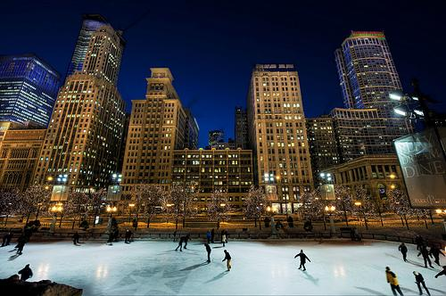 Fun things to do in Chicago during the holidays!