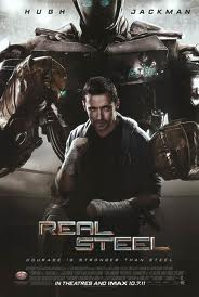 Real Steel may  be a