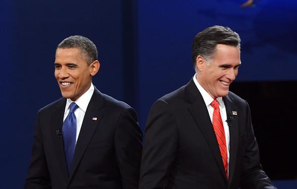 Round One: Obama vs. Romney
