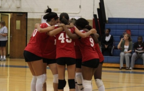 Rising to the Top: Varsity Girls Volleyball first place in conference for the first time in history