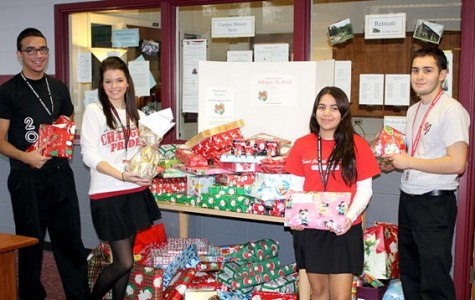 St. Joe's students give back to those in need