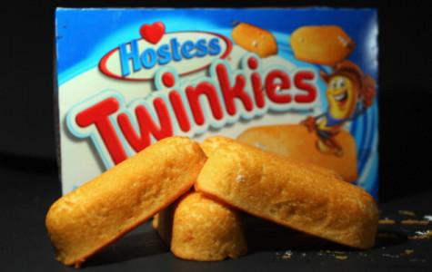Photo of one of the most popular foods, Twinkies,  from Hostess Brands.