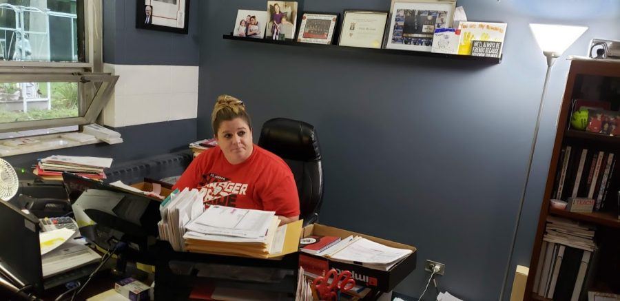 Mrs. McGleam takes over as Dean for this school year