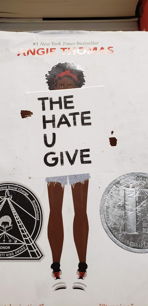 Relating 'The Hate U Give' to our own lives